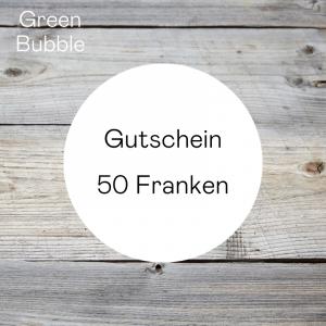gutschein-50-greenbubble