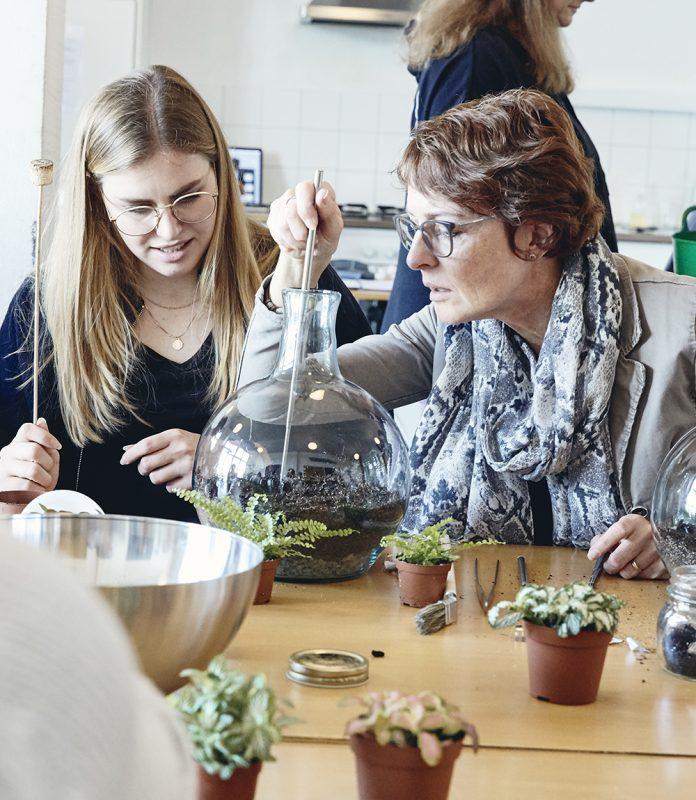team-workshop-flaschengarten-buero-ausflug